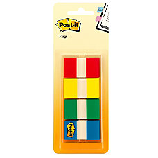 Post it Notes Flags 1 Assorted