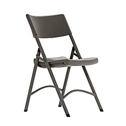 Cosco Heavy Duty Folding Chairs BrownBrown
