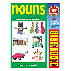 Barker Creek Grammar Activity Book Nouns