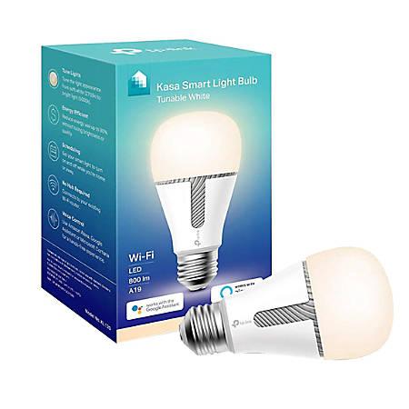 TP-LINK Kasa Smart Light Bulb, Tunable