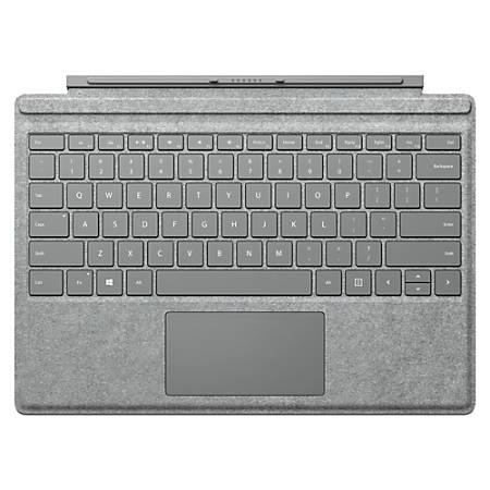 Microsoft® Surface Pro Signature Type Cover, Platinum