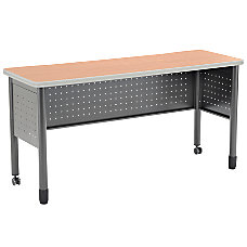 OFM 66 Series Training Table Maple