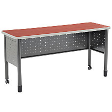 OFM 66 Series Training Table Cherry