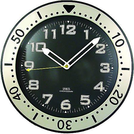 Sima Wall Clock - Quartz
