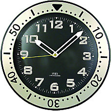 Sima Wall Clock Quartz