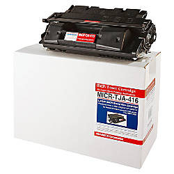 MicroMICR TJA 416 HP C8061A Black