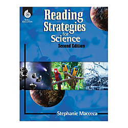 Shell Education Reading Strategies For Science