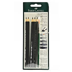 Faber Castell Graphite Aquarelle Water Soluble