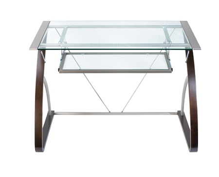 Merido Collection Computer Desk Modern Desk And Chair