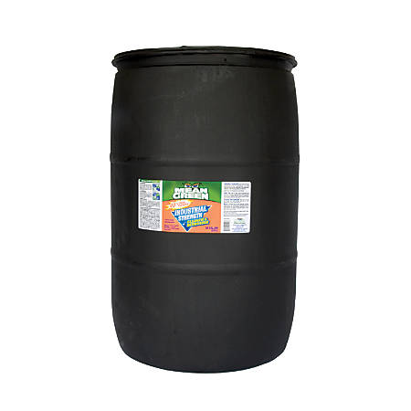 Mean Green Industrial Strength Cleaner And Degreaser, 55 Gallons