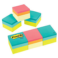 Post it Notes Memo Cubes 2