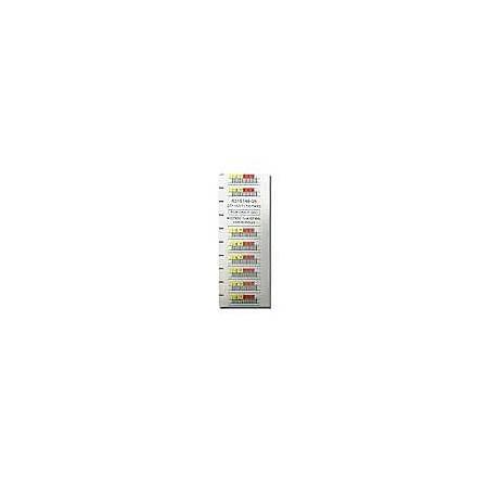 Quantum LTO-3 Barcode Labels