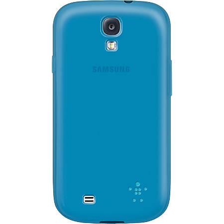 Belkin Galaxy S4 Exclusive Grip Sheer Matte Case