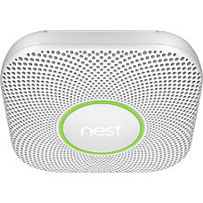 Nest Carbon Monoxide Alarm Wireless 150