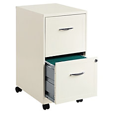 Lorell 18 D 2 Drawer Mobile