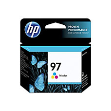 HP 97 Tricolor Ink Cartridge C9363WN