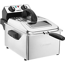 Cuisinart Deep Fryer 1 gal Oil