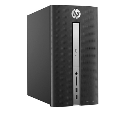 Hp Pavilion Desktop Pc 7th Gen Intel Core I5 8gb Memory16gb Optane Memory 1tb Hard Drive Windows 10 Home 570 P050 By Office Depot Officemax