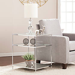 Southern Enterprises Knox Glam Mirrored Side