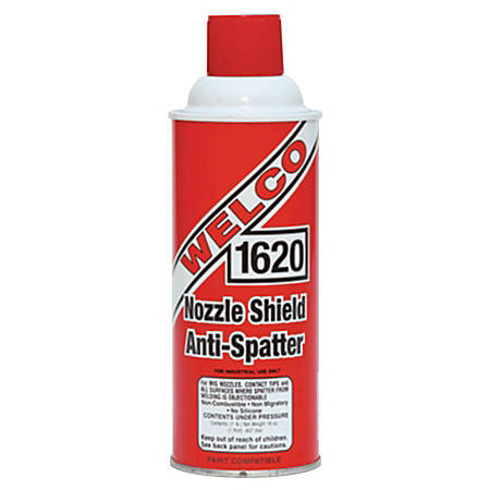 J.W. Harris Welco 1620 Nozzle Shields And Anti-Spatter Compound, 16 Oz