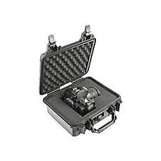 Pelican 1200 Carrying Case Travel Essential