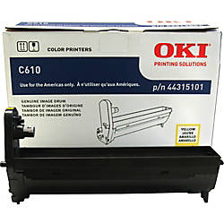 Oki Data 44315101 Yellow Drum Cartridge