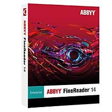 ABBYY FineReader 14 Enterprise Upgrade Download
