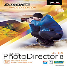 PhotoDirector 8 Ultra Mac Download Version