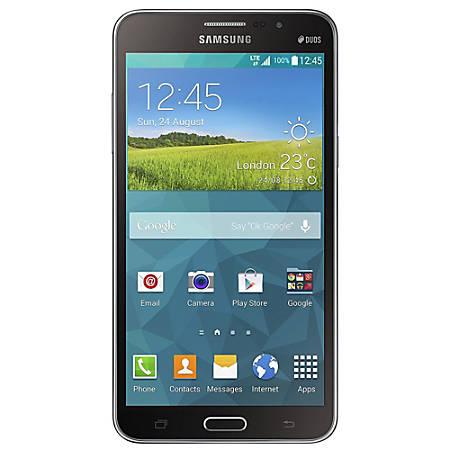 Samsung Galaxy Mega 2 G750A Cell Phone, Black, PSN101037