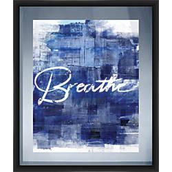 PTM Images Framed Art Breathe 29