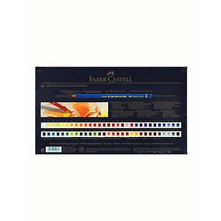 Faber-Castell Polychromos Colored Pencils, Set Of 60