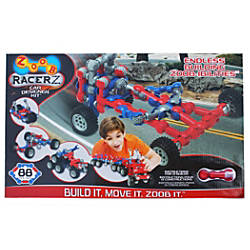 Poof Products ZOOBMobile Car Designer Kit