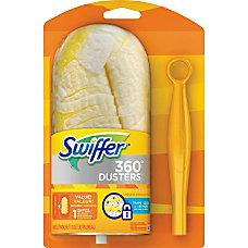 Swiffer 360 Degree Dusters Kit Fiber