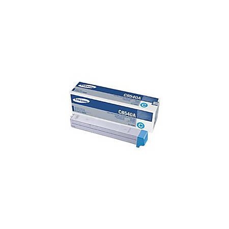Samsung CLX-C8540A - Cyan - original - toner cartridge - for MultiXpress 8540ND, 8540NX