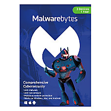 Malwarebytes Premium 1 Year Subscription For