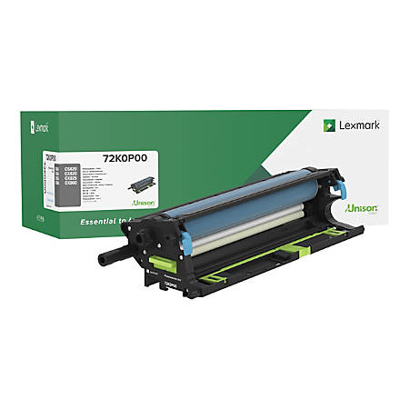 Lexmark™ Return Program Developer And Photoconductor Cartridges, 72K0FK0, Black