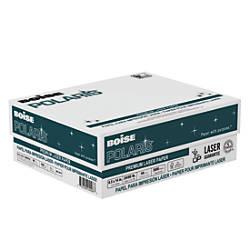 Boise POLARIS Premium Laser Paper Legal
