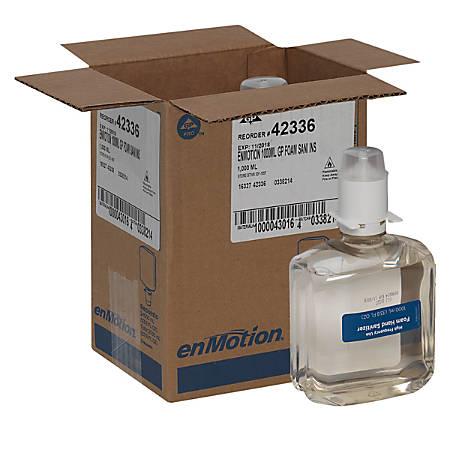 GP PRO enMotion® Gen2 Moisturizing High-Frequency-Use Foam Sanitizer Dispenser Refill, Pack of 2