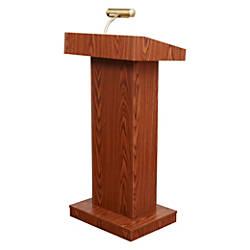 Oklahoma Sound Orator Height Adjustable Laminate