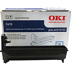 Oki Data 44315103 Cyan Drum Cartridge