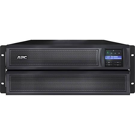 APC by Schneider Electric Smart-UPS X 2000VA Rack/Tower LCD 100-127V