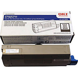 Oki Toner Cartridge LED 11000 Pages