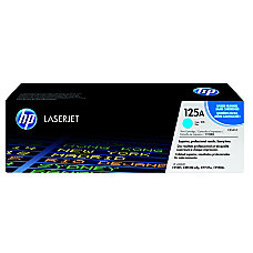 HP 125A Cyan Original Toner Cartridge