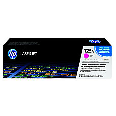 HP 125A Magenta Original Toner Cartridge