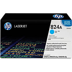 HP 824A High Yield Cyan Drum