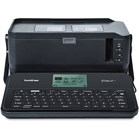 Brother P-Touch Thermal Transfer Printer, PTD800W
