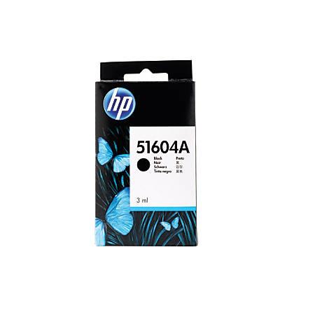 HP 51604A, Black Ink Cartridge