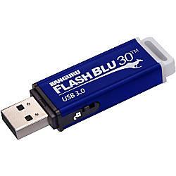 Kanguru FlashBlu30 with Physical Write Protect