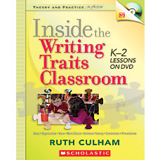 Scholastic Inside The Writing Traits Classroom