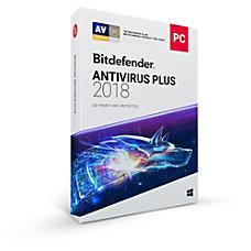 Bitdefender Antivirus Plus 2018 3 Users